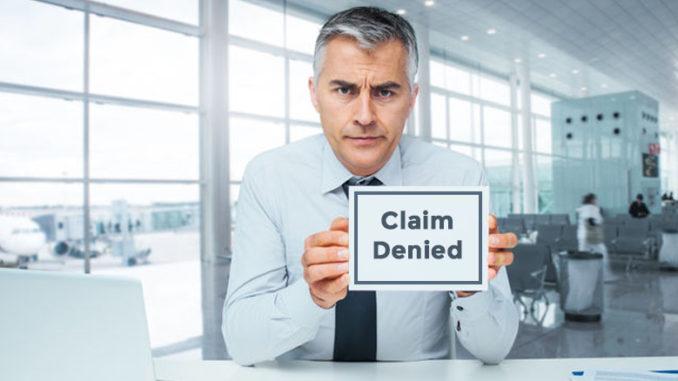 insurance agent denying homeowner coverage