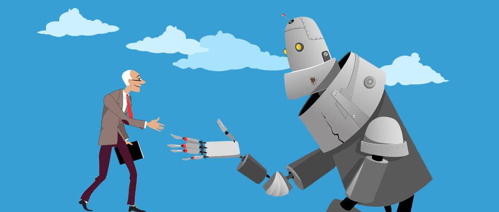 insurance automation - agent meets robot