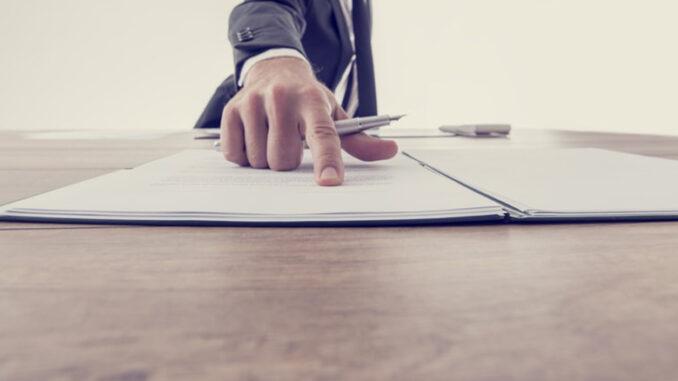 life insurance paperwork