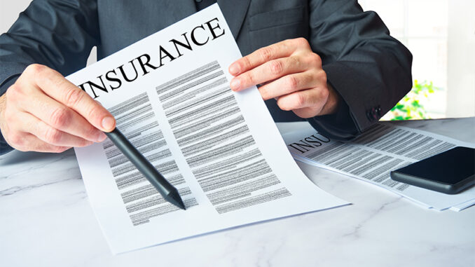 Funding Buy/Sell Agreement with Life Insurance -insurance paperwork