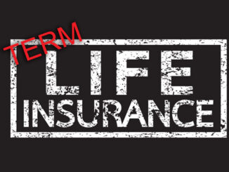term life insurance graphic